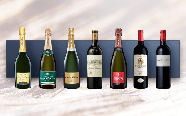 Champagnes & Chateaux gamme produit